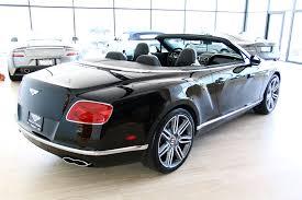 car picker black bentley new 2017 bentley continental gtc v8 stock 7n064043 for sale near