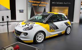 opel rally car opel adam r2 rally concept photos and info u2013 news u2013 car and driver
