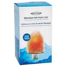 cheap himalayan salt l relaxus himalayan salt night light 504053 london drugs