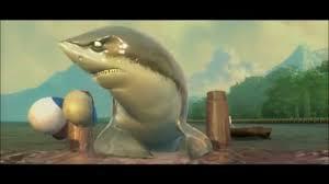 film kartun ikan hiu kartun lucu mancing ikan hiu youtube