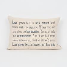 lake house custom pillow finch u0026 cotter