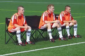 Athletic Benches Amazon Com Kwik Goal 9b906 6 Seat Kwik Bench Soccer Nets
