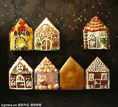 Christmas gingerbread cookies1 Chinadaily