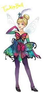 tinkerbell clip art pictures tinkerbell submited images