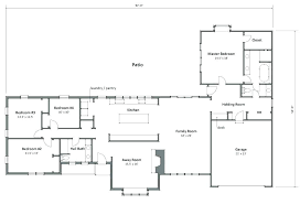 ranch style open floor plans house plans for ranch style homes expominera2017 com