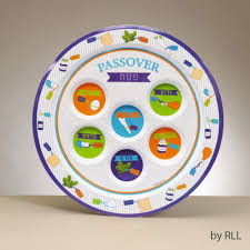 passover paper plates 7 passover seder plates that won t the bank kveller