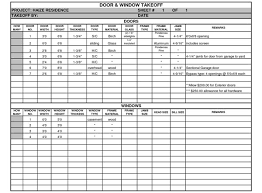 Siding Estimate Template by Framing Material Takeoff Sheet Framing Material Estimate