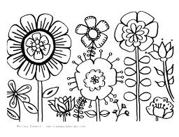 dead flower coloring page flower coloring pages printables free dead flowers coloring pages