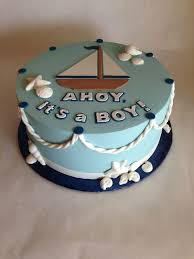 nautical baby shower cakes remarkable design nautical baby shower cakes stylish idea themed