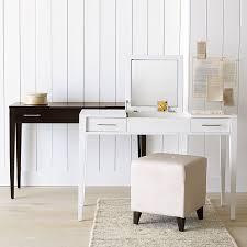 Vanity Desks Narrow Leg Vanity West Elm