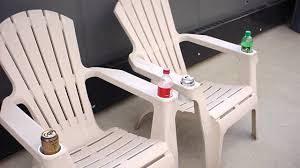 Patio Furniture Australia by Repurpose Containers As Cup Holders On Outdoor Furniture