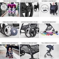 Kolcraft Umbrella Stroller With Canopy by Best 5 Lightweight Baby Stroller 2016 For Infant U0026 Travel System