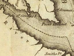 Maryland Rivers images Virginia maryland boundary gif