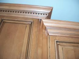 Molding On Kitchen Cabinets Kitchen Cabinet Molding Molding On Kitchen Cabinets Detrit Us