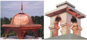 Decorative Metal Chimney Caps Chimney Cap U2013 Decorative Metal U2013 Rutland Gutter Supply
