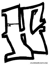 graffiti h graffiti sample