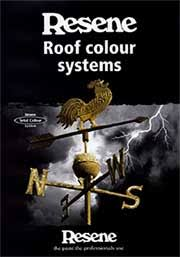 choose the roof colour before wall colours