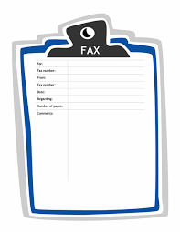 50 free fax cover sheet templates word pdf utemplates