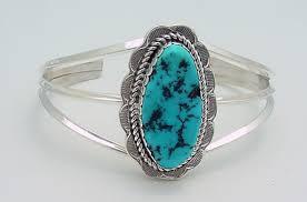 stone silver bracelet images Turquoise bracelets sterling silver bracelets JPG
