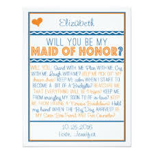 matron of honor poem honor poem invitations announcements zazzle