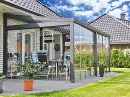 vetrate verande veranda con vetrate scorrevoli by gardendreams