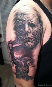 horror tattoos tattoo designs tattoo pictures page 6