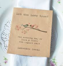 seed packet wedding favors beautiful seed packets wedding favors 25 sheriffjimonline