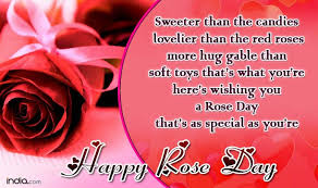 A Happy Valentine Will The by Happy Rose Day 2017 Best Rose Day Sms Quotes Whatsapp