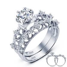 cheap wedding rings sets wedding rings white gold wedding ring sets cheap bridal sets