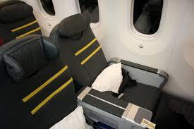 review scoot boeing 787 9 dreamliner scootbiz business class seats