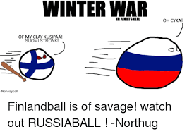 Suomi Memes - winter war inanutshell of my clay kusipaa suomi stronk norwayba oh