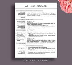 best 25 modern resume template ideas on pinterest resume