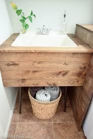diy utility sink cabinet diy utility sink makeover timeless creations llc