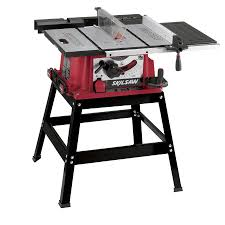 Bench Top Table Saws Shop Skil 15 Amp 10 In Table Saw At Lowes Com