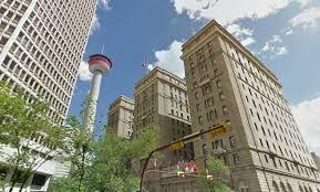 Fairmont Palliser Calgary A Then And Now Look At Calgary U0027s Growing Skyline