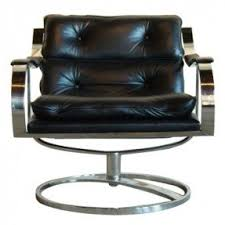Black Leather Armchairs Leather Armchairs For Sale Foter