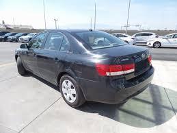 2007 black hyundai sonata used hyundai sonata 5 000 in utah for sale used cars on