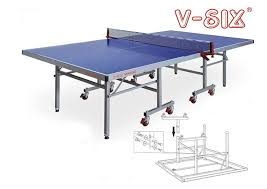 Folding Table Tennis Table 4mm Folding Outdoor Table Tennis Table 1525 2740 760 Ap Board Material