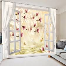 Living Room Curtains Modern Online Get Cheap Girls Room Curtains Aliexpress Com Alibaba Group