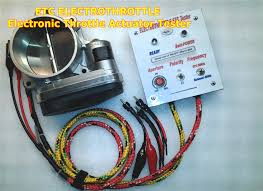 etc electrothrottle electronic throttle tester