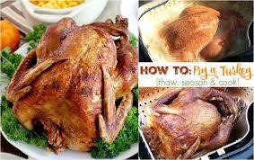 thanksgiving turkey seasoning how to fry a turkey the country cook