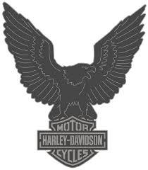 Harley Davidson Patio Lights by Steel Harley Davidson Eagle U0026 Emblem Signage Designs U2013 Designer Rants