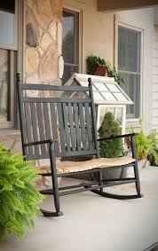Old Rocking Chair On Porch Old Squire Loveseat Porch Rocker Town U0026 Country Furniture