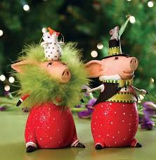 1359 best pig ornaments images on pigs flying pig and