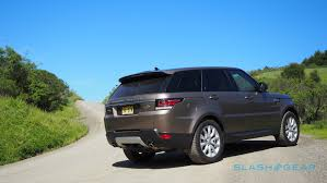 range rover sport 2016 range rover sport hse td6 review torque fit for a king