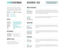 resume and cv samples elegant cv resume premium template by themesforce themeforest