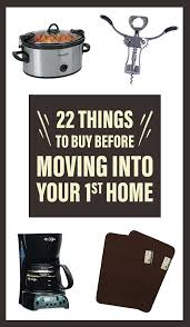 things to buy for first home checklist 22 things people wish they had before moving into their first home