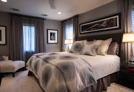 gray and brown bedroom pretentious grey and brown bedroom home design ideas