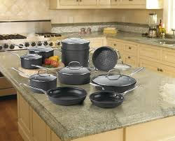 Cuisinart Dishwasher Safe Anodized Cookware Cuisinart 66 17 Chef U0027s Classic Review Hard Anodized Nonstick Set