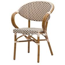 bamboo chair import popular outdoor aluminum rattan chair in bamboo looking from